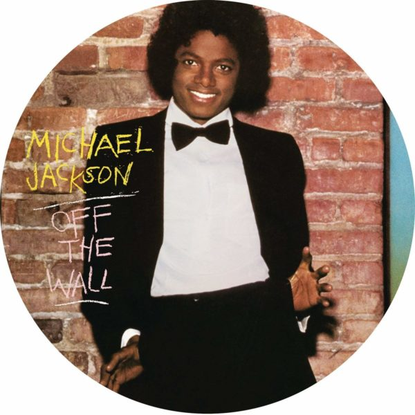 michael jackson off the wall pic disc
