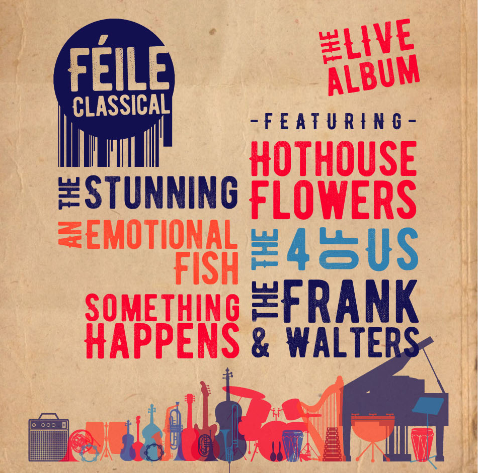 Féile Classical – The Live Album: Various Artists (CD)