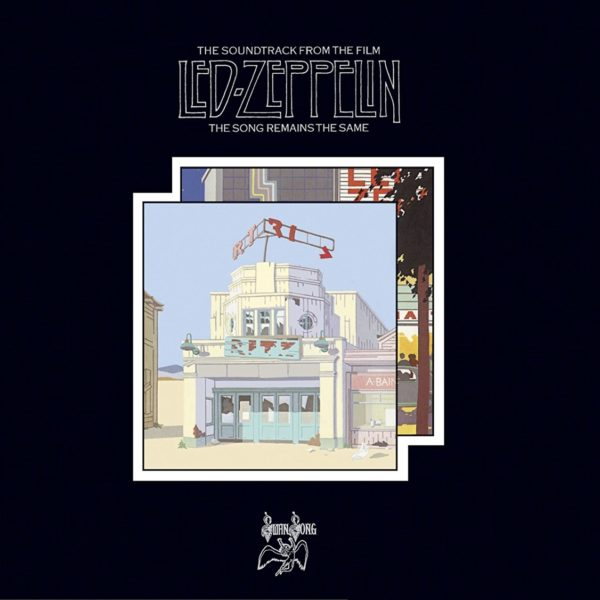 Led Zeppelin SRTS