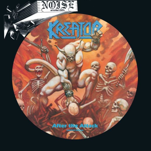 kreator after
