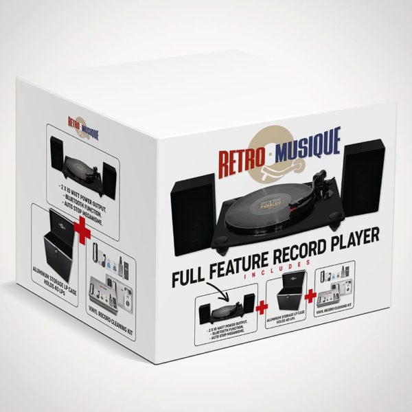 retro musique set