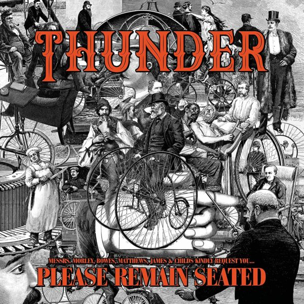thunder please remain vinyl