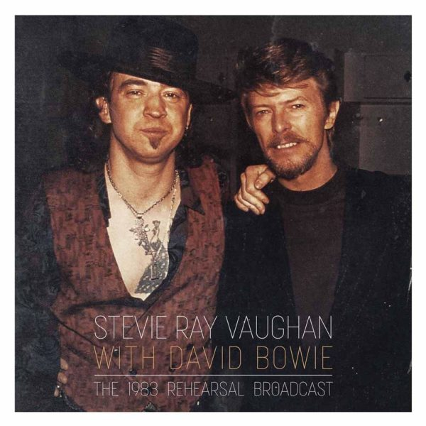 stevie ray vaughan and bowie