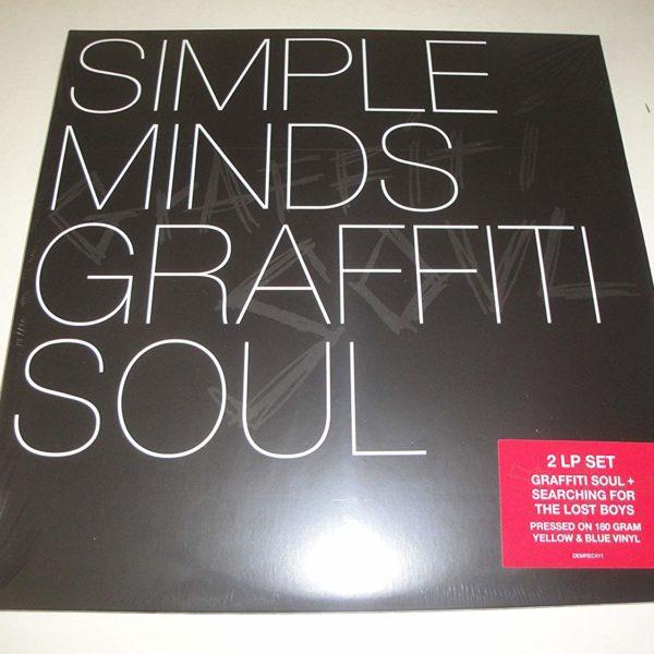 simple minds graffiti rsd