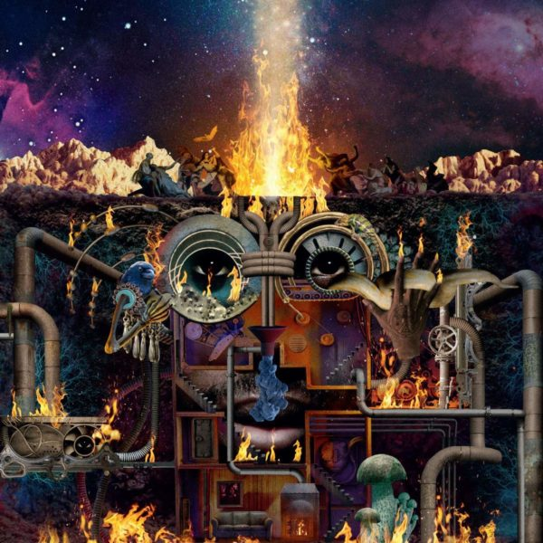 flying lotus flamagra