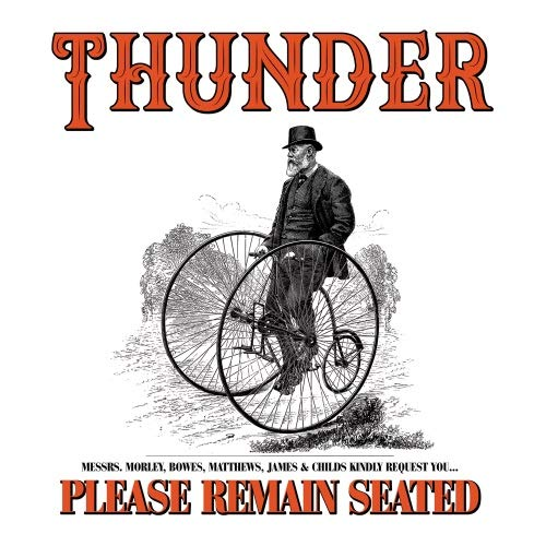 thunder please remain seated