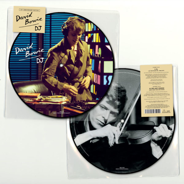 David Bowie DJ