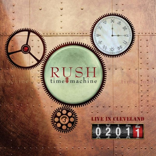rush time machine live