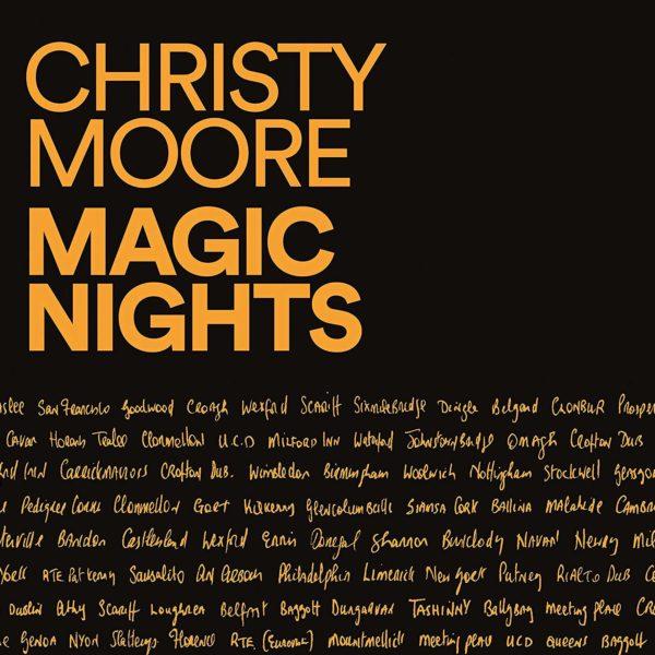 christy moore magic nights