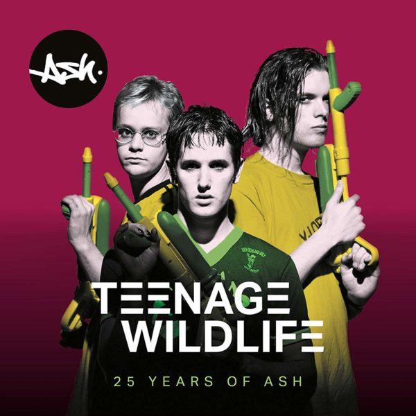 ash teenage